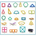 Big Size Magnetic Designer Construction Set Model & Building Toy Magnets Magnetic Blocks Educational Toys For Children preview-3