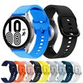 20mm Watch Strap For Samsung Galaxy Watch Active 2 40mm 44mm Band Gear sport wrist bracelet samsung galaxy watch 4 40mm 42 46mm preview-1