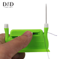 Useful Hand Needle Threader with 5pcs Sewing Needle Threader DIY Needlework Sewing Tools Needles Insertion Accessories preview-2