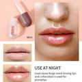 Day Night Instant Volume Lip Plumper Oil Clear Lasting Nourishing Repairing Reduce Lip Fine Line Care Lip Sexy Beauty Cosmetic preview-4