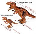 Jurassic World Park Dinosaurs Family Building Blocks Affordable Set Tyrannosaurus Rex Educational Toys Gift For Children preview-4