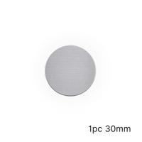 1pc 30mm Round