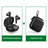 Earbuds With Case