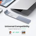 UGREEN Laptop Stand Holder For Macbook Air Pro Foldable Aluminum Vertical Notebook Stand Laptop Support Macbook Pro Tablet Stand preview-3